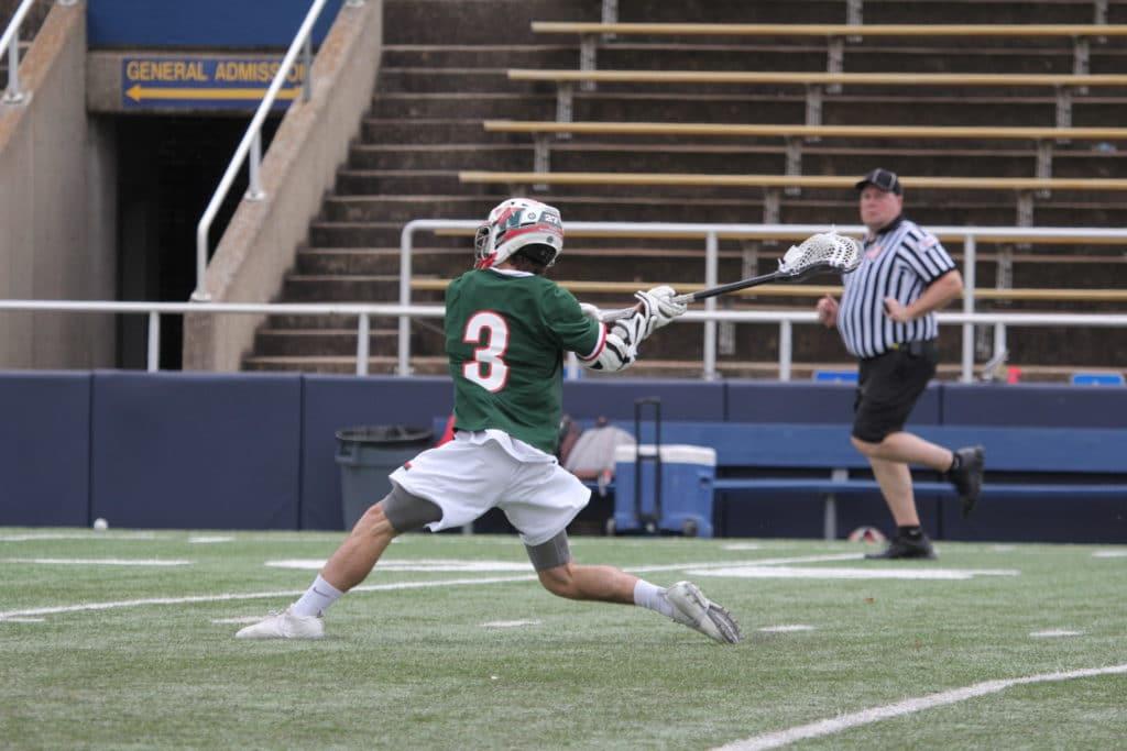 Ramsey McCreary lacrosse