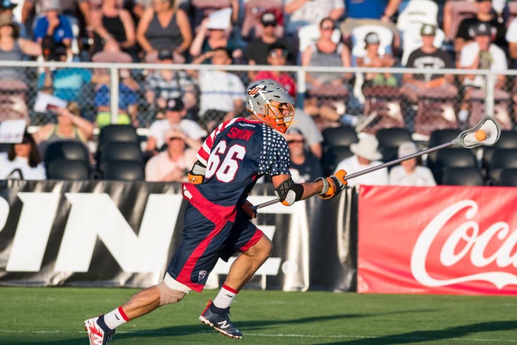 Mike Simon lacrosse